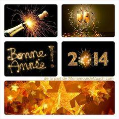 Merveilleuse année 2014 à tous !