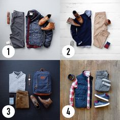 Popular outfits of the week. Which one is your favorite?