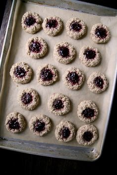 Win Your Holiday Party With These Crowd-Pleasing Cookie Recipes by Portland Pros | Our favorite bakers dish on their most delicious cookies—they're allergy-friendly and healthy(ish), to boot!