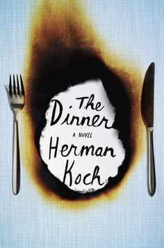 The Dinner by Herman Koch » jacket design by Christopher Brand