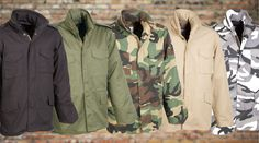 US Army-type M65 Field Coat - New - Web's Best Prices