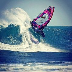 Love this picture! #windsurf