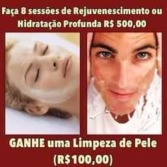 Cha de Beleza & Bem Estar: Rejuvenescimento e Hidratação Facial Promoção em P...