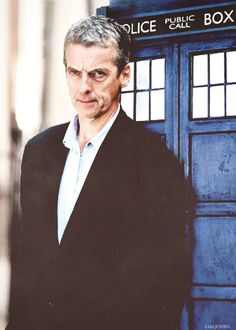 Peter Capaldi as the 12th Doctor- I trust BBC and this doctor prolly won't end up on my sexy board.