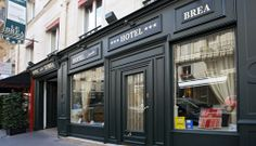 Hotel Jardin Le Brea, Paris, France -- where we stayed in August 2014
