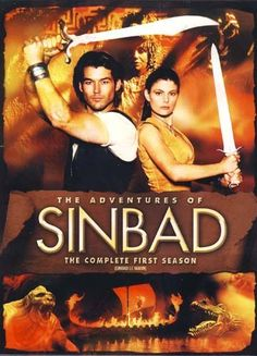 The Adventures Of Sinbad - The Complete First Season (Boxset)
