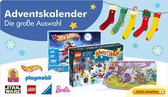 Adventskalender bei myToys.de:    Viele Neuheiten. Tolle Weihnachtskalender zum Spielen, Basteln und Befüllen.    Hier kaufen:  www.mytoys.de/Adventskalender/KID/de-mt.mk.adventskalender/