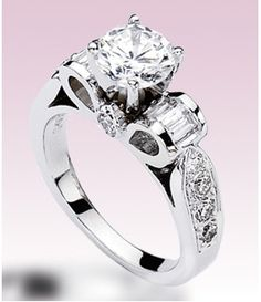 I want my ring a little different, but I love the idea of the bow! So cute and feminine!