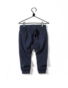 pantalón tipo harem