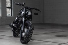 Vagabund Moto BMW R100r Scrambler