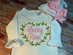 Coming Home Outfit Baby Shower Gift by PreciousLoveDesigns on Etsy