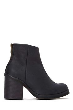 Jeffrey Campbell Nicole Leather Boot | Shop Jeffrey Campbell at Nasty Gal