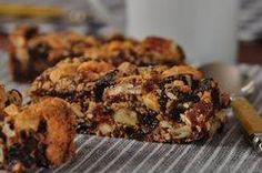 These delicious Fruit and Nut Bars are chewy and crunchy and loaded with dried fruits and nuts. From Joyofbaking.com With Demo Video