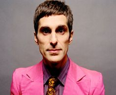 Perry Ferrell from Jane's Addiction