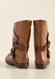 So Rad, It's Good Boot. The adventurous allure of these brown boots from…