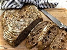 نان اسپلت با گردو ( با استراحت سرد) Spelt Bread – وبلاگ ويدا