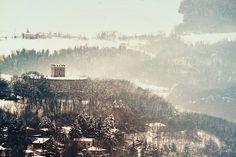 Castello di Montechiaro (Rivergaro, #Piacenza) by Zanis-i, via Flickr