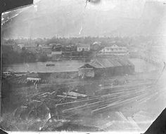 A Brief History A TEXTILE TOWN Why are we named for a Mexican general anyway? Historic Photo Archive Over 700 photos of Almonte dating back to the Ottawa Valley, Early Settler, Photo Archive, Historical Photos, Genealogy, Ontario, Paris Skyline, Adventure, History