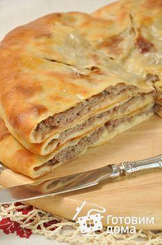Фыдджын (осетинские пироги с мясом) фото к рецепту 18