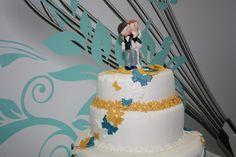 10 preguntas para hacer a vuestro pastelero sobre la tarta nupcial de la boda