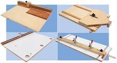 projeto gratuito no blog: Ah! E se falando em madeira...: 4 gabarito para circular de mesa