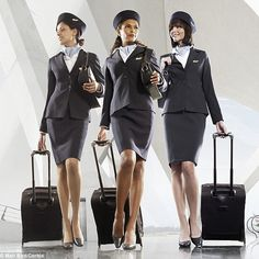 Follow us . And lets share out best moments in the Sky #cabincrew #flightattendant