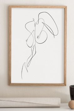 Nude Body Abstract Drawing Feminine Naked Figure Printable Woman Figure Line Art One Line Drawing Erotic Wall Art Bedroom Minimal Art Abstract Line Art, Abstract Drawings, Art Drawings, Pencil Drawings, Art Abstrait Ligne, Art Minimaliste, Art Du Croquis, Contemporary Artwork, Minimalist Art