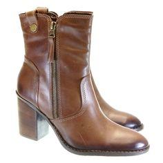 Bota Cano Curto Whisky 0900 TH Shoes