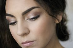 Makeup // Sweetheart Casual using the Urban Decay Naked Palette