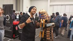 Dead Space Cosplay