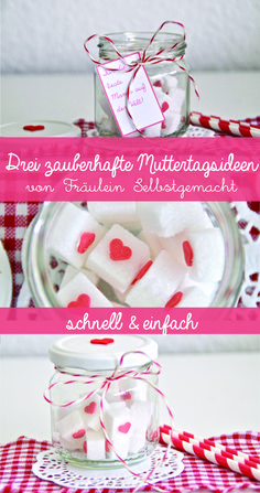 Here you will find three quick and wonderfully simple ideas for Mother's Day. Mother's Day Gift Ideas and Templates - Miss Homemade Fräulein Selbstgemacht fraeuleinselbst DIY: MUTTERTAG Valentines Day Background, Valentines Day Dinner, Valentines Day Gifts For Him, Valentine Day Crafts, Mother Day Gifts, Diy Gifts For Boyfriend, Mother's Day Diy, Christmas Gifts For Mom, Gifts For Teens