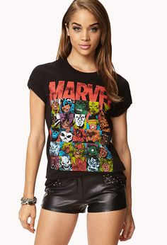 Marvel Shirt from Forever 21