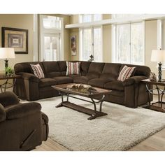 Found it at Wayfair - Dover Sectional