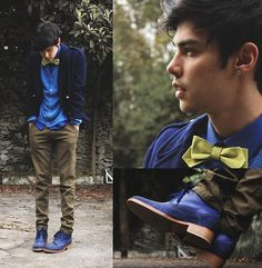 Guidomaggi San Diego, Marthu Bow Tie - Its impossible to ignore you - Vini Uehara