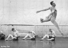 Marcelo Gomes in Matthew Bourne's Swan Lake by Roy Tan rehearsal Swan Lake, New Books, Dance Shoes, Poses, People, Dancers, Men, Lisa, Ballet