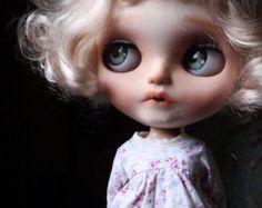 Ooak Custom  Blythe Art Doll