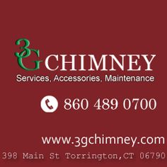 3g chimney provides you with various services in the fields of Chimney sweep and maintenance in Connecticut ct