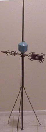 Antique Lightning Rod Ball Hall of Fame