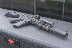 """758 Likes, 6 Comments - @northarrow on Instagram: """"I don't shoot enough anymore. _____________ #guns #cqbr #mk18 #gunchannels #firearms…"""""""