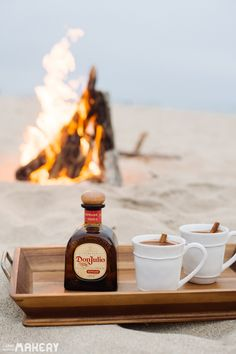 Mexican Hot Chocolate with Tequila! | Camp Makery  Tequila, Don Julio tequila, Hot chocolate, Fall cocktails