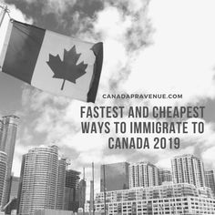 Want to know what is the easiest way to immigrate to Canada in 2018 - 2019? Then, let us help you to decide the best way for you to move to Canada. Moving To Canada, Travel Inspiration, Let It Be, Tips, Easy, Poster, Billboard, Counseling