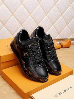 d1a938f653f9 Louis Vuitton Lv New Men 38-44  68-18650104 Whatsapp 86 17097508495. All Black  SneakersLv ...