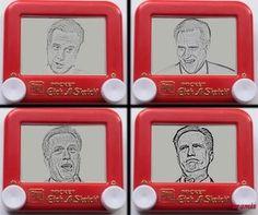 Romney....