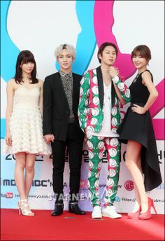"Yagi Arisa, Key, Heechul, Puff Kuo | ""We Got Married"" Press Conference"
