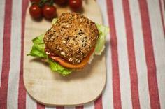 Mňam burger :))