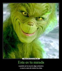 How the Grinch Stole Christmas w/ Jim Carrey. on holiday memes funny Memes Grinch, O Grinch, Grinch Stuff, The Grinch Movie, Grinch Who Stole Christmas, Grinch Party, Phineas Et Ferb, Jim Carey, Cartoons