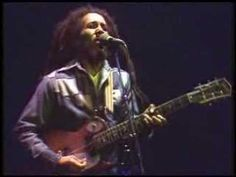 Bob Marley - Natural Mystic  Live from Uprising tour 1980,  Dortmund Germany
