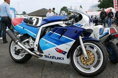 Suzuki GSXR750R | Flickr - Photo Sharing!