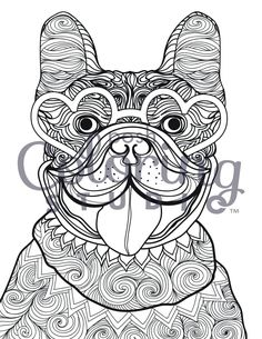 Bulldog With Heart Shaped Glasses