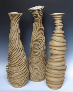 clay, hand build, vessel bottom for figure idea. 3 sisters. flower head - functional option.